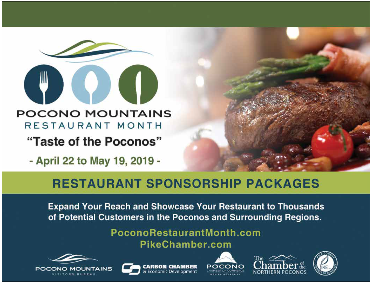 Pocono Restaurant Week
